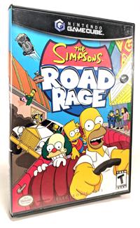 VVGC - The Simpsons Road Rage